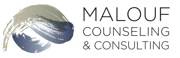 Malouf Counseling and Consulting Logo